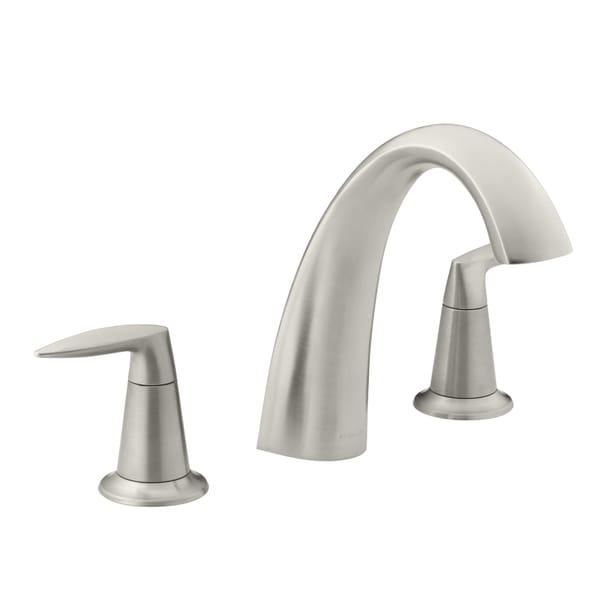 Kohler Alteo Brushed Nickel Bath Faucet Trim (Valve not included) 11111518