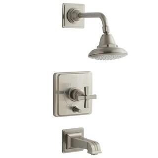 Kohler Pinstripe Rite-Temp Pressure-balancing Bath Faucet Trim