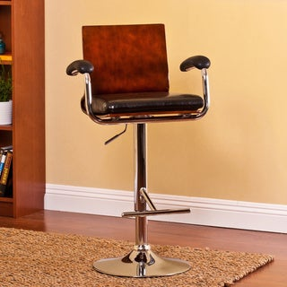 ACBS17 Cherry Wood Barstool