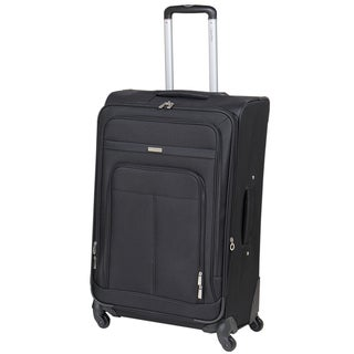 Calvin Klein Rivington Collection 29-inch Large Expandable Spinner Upright Suitcase