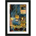 Studio Works Modern 'Chevrolet' Framed Print