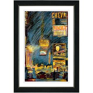 Studio Works Modern 'Chevrolet' Framed Print