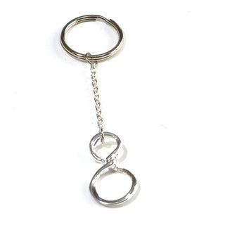 Handmade Infinity Key Chain