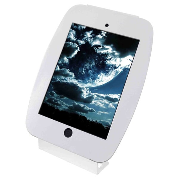 """MacLocks Introducing """"Space"""" Mini - iPad Mini Enclosure Kiosk - Black"""