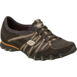 Women's Skechers Bikers Quick Step Gray/Coral