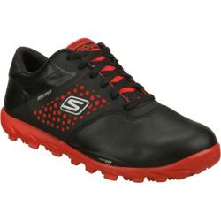 Men's Skechers GOgolf Black/Red