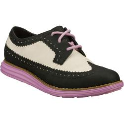 Women's Skechers Groove Lite Flapper Black/White