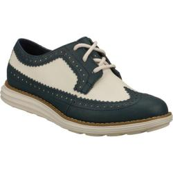 Women's Skechers Groove Lite Flapper Navy/White