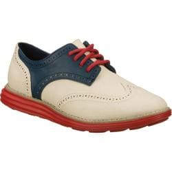 Women's Skechers Groove Lite Speakeasy Natural/Navy