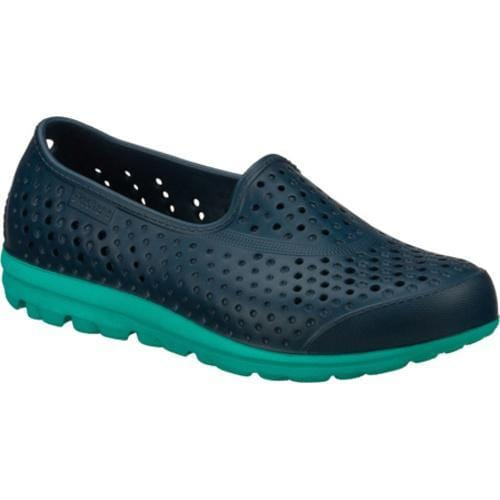 Women's Skechers H2GO Navy/Green