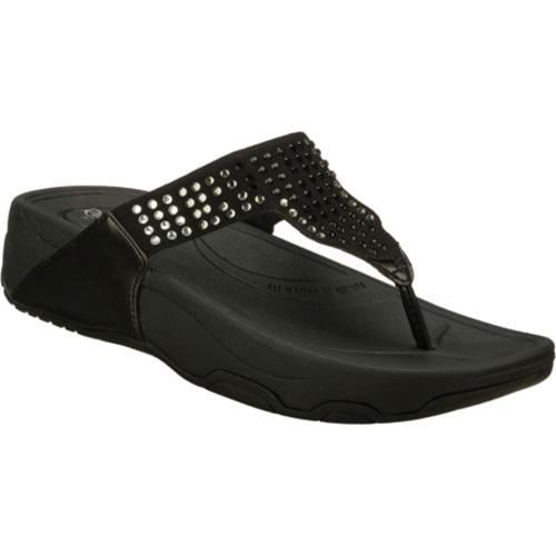 Women's Skechers Relaxed Fit Elevates Ray of Light Black