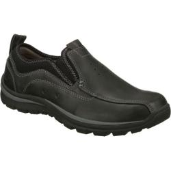 Men's Skechers Relaxed Fit Superior Router Black