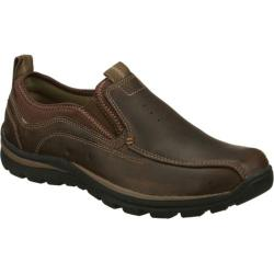 Men's Skechers Relaxed Fit Superior Router Brown