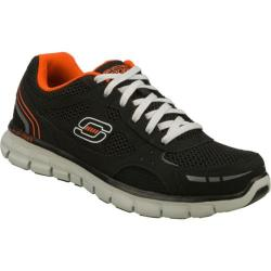 Men's Skechers Synergy Over Haul Black/Gray