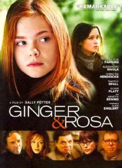 Ginger & Rosa (DVD)