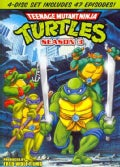 Teenage Mutant Ninja Turtles Season 3 (DVD)