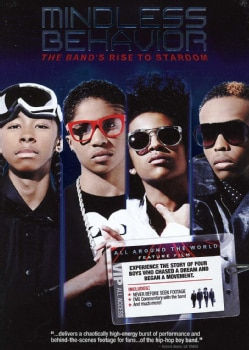 Mindless Behavior: All Around The World (DVD)