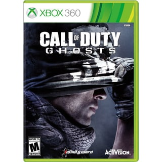 Xbox 360 - Call of Duty: Ghosts