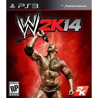 PS3 - WWE 2K14