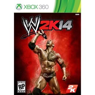 Xbox 360 - WWE 2K14
