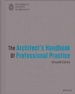 The Architect's Handbook of Professional Practice (Hardcover)