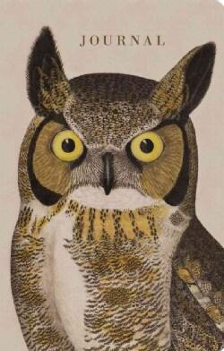 Owl (Notebook / blank book)