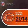 Chicago Bears 2014 Calendar (Calendar)