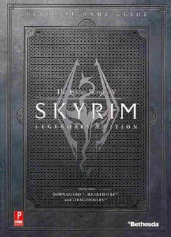 The Elder Scrolls V: Skyrim Legendary Standard Edition: Prima Official Game Guide