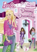 Dreamy Dreamhouse Reusable Sticker Book (Paperback)