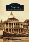Boston: A Historic Walking Tour (Paperback)