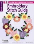 Embroidery Stitch Guide (Paperback)
