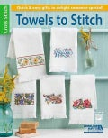 Towels to Stitch (Paperback)