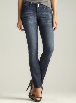 Vigoss Double V Pocket Skinny Jean