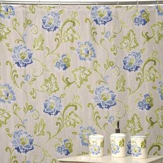 Waverly Refresh Shower Curtain and Bath Accessory 16-piece Set