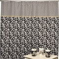 Angelique Nightfall Shower Curtain and Bath Accessory 16-piece Set