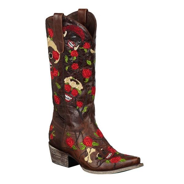 Lane Boots Women's 'Roxy' Cowboy Boots