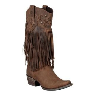 Lane Boots Women's 'Santa Fe' Cowboy Boots