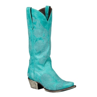 Lane Boots Women's 'California All the Way' Mid-Calf Cowboy Boots