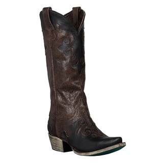 Lane Boots Women's 'Dawson' Leather Cowboy Boots
