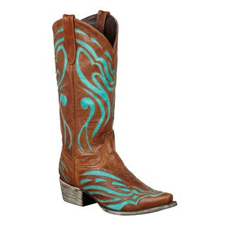 Lane Boots Women's 'Bailey' Leather Cowboy Boots