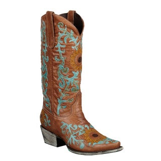 Lane Boots Women's 'Sunflower' Cowboy Boots