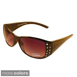 Women's Rhinestone Embellised Sunglasses