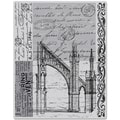 Hero Arts Cling Stamps-Antique Background