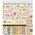"My Girl Paper & Accessories Kit 12""X12""-"
