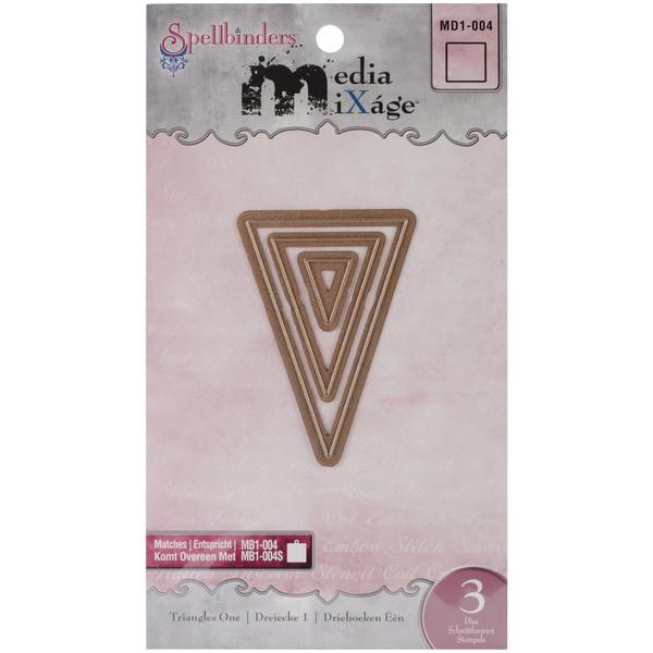 Media Mixage Dies-Triangles 1