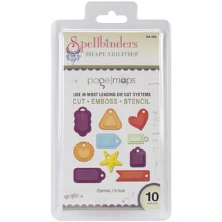 Spellbinders Shapeabilities Dies-Charmed I'm Sure