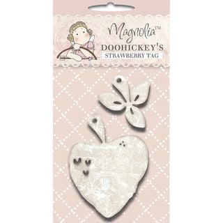Magnolia Sweet Rainbow DooHickeys Dies-Strawberry Tag
