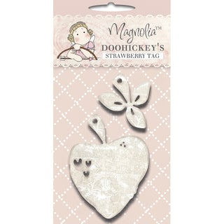 Magnolia Sweet Rainbow DooHickeys Dies-Strawberry Tag