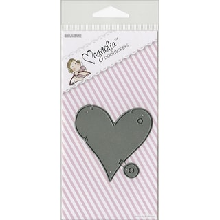 Magnolia Sweet Christmas Dreams DooHickeys Dies-Heart Tag