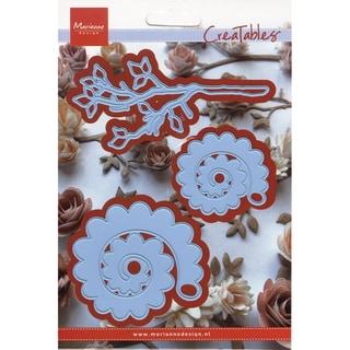 Marianne Designs Creatables Die-Branch & Flower 1
